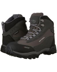 Baffin - Hike (black/red) Women's Cold Weather Boots - Lyst