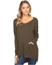 Culture Phit - Cheyenne One-pocket Sweater - Lyst