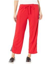 8237ef451d BB Dakota - Finesse Soft Knit Track Pants (bright Red) Women s Casual Pants  -