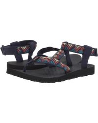 0f25f22c9 Teva - Original Sandal (gc100 Boomerang) Women s Sandals - Lyst
