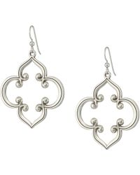 Brighton - Toledo Statement French Wire Earrings - Lyst
