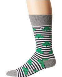 Vineyard Vines | Clover Stripe Socks | Lyst