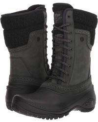 lyst the north face shellista ii tall in gray for men order 422e3 7fe01 38a149442