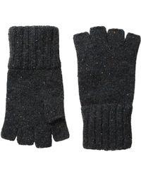 Coal | The Taylor Fingerless Gloves | Lyst