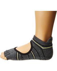 ToeSox - Bellarina Half Toe W/ Grip (amped) Women's No Show Socks Shoes - Lyst