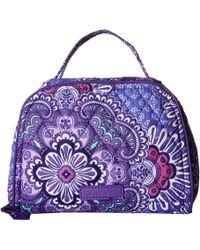 Lyst Vera Bradley Travel Jewelry Organizer in Purple