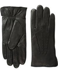 Lauren by Ralph Lauren - Whip Stitch Points Thinsulate Gloves - Lyst