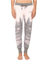 Pj Salvage - Owl About Nature Sweatpants - Lyst