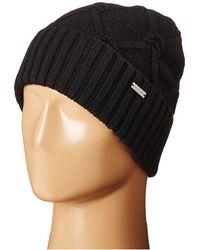 d1aff1336c4 MICHAEL Michael Kors - Luxury Cable Cuff Hat - Lyst