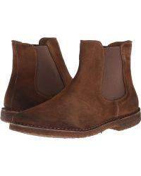 Eleventy - Chelsea Desert Boot (military) Men's Boots - Lyst