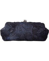 Adrianna Papell - Sia (navy) Evening Handbags - Lyst