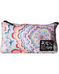 RVCA - Trippy Wallet Clutch - Lyst