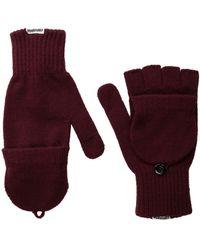 Converse   Core Mitten Flip Gloves   Lyst