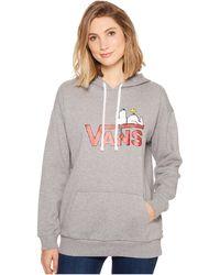 Vans - Snoopy Hoodie - Lyst