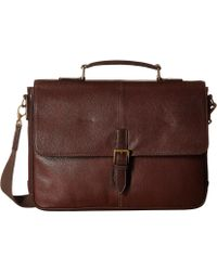 Scully - Mason Workbag Brief - Lyst