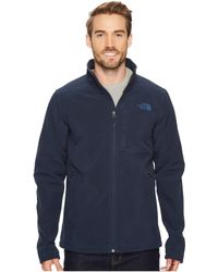 The North Face - Apex Bionic 2 Jacket - Tall (tnf Medium Grey Heather/tnf Medium Grey Heather) Men's Coat - Lyst