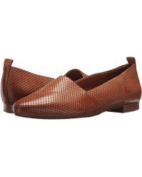 Paul Green - Perry Flat (cuoio Leather) Women's Shoes - Lyst