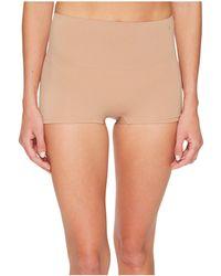 Yummie - Ultralight Seamless Shaping Girl Short (almond) Women's Underwear - Lyst