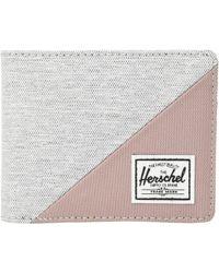 Herschel Supply Co. - Roy Rfid (black) Wallet Handbags - Lyst