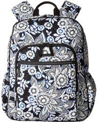 139d46444cf6 Vera Bradley - Campus Tech Backpack (snow Lotus) Backpack Bags - Lyst
