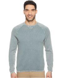 Mod-o-doc - Solana Raglan Long Sleeve Crew Sweater (oasis) Men's Sweater - Lyst