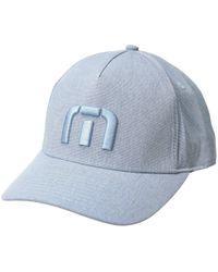 Travis Mathew - Top Shelf (vintage Indigo) Baseball Caps - Lyst