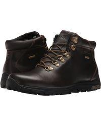 Dunham - Trukka Alpine Waterproof (brown) Men's Shoes - Lyst