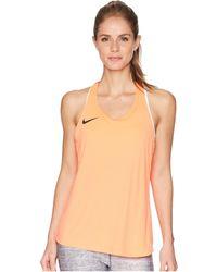 Nike - Dry Academy Soccer Tank - Lyst