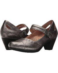 Taos Footwear - Stunner (pewter) Women's Shoes - Lyst