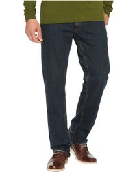 Timberland - Grit-n-grind Flex Denim Work Pants (dark Denim) Men's Jeans - Lyst