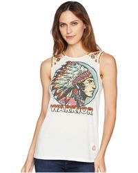Double D Ranchwear - The Warrior's Tank Top - Lyst