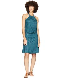 Prana - Montezuma Dress (eclipse Pitaya) Women's Dress - Lyst