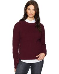 Kut From The Kloth - Adira Sweater (bordeaux) Women's Sweater - Lyst
