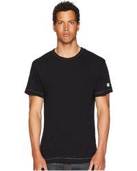 Todd Snyder - + Champion(r) Basic Tee (black) Men's T Shirt - Lyst