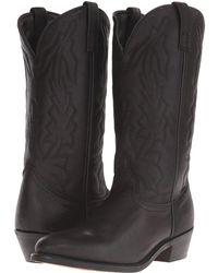 Laredo - Jacksonville (black) Cowboy Boots - Lyst