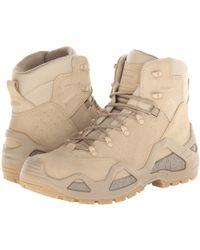 Lowa - Z-6s (desert) Men's Shoes - Lyst