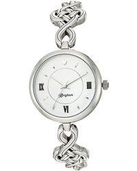 Brighton - Interlock Timepiece - Lyst