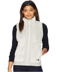 50feb1fdc8 The North Face - Furry Fleece Vest (tnf Black) Women s Vest - Lyst