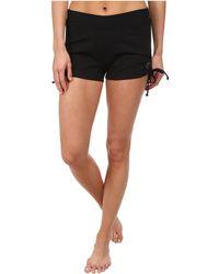Stonewear Designs - Hot Yoga Shorts - Lyst