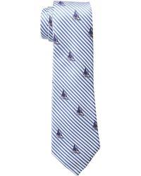 Lauren by Ralph Lauren - Seersucker Sail Tie (pink) Ties - Lyst
