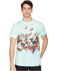 Huf - Butterfly Effect Tie-dye T-shirt - Lyst