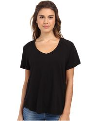 Lamade - Vintage Tee (white) Women's T Shirt - Lyst