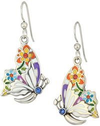 Brighton - Belle Jardin French Wire Earrings - Lyst