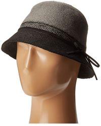 San Diego Hat Company - Cth8069 Cloche (black) Caps - Lyst