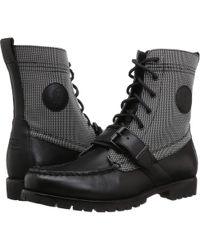 Polo Ralph Lauren - Ranger (black/black) Men's Shoes - Lyst