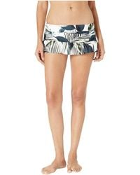 d477be0198530 Lyst - La Blanca Moment Of Zen Printed Bandeau One-piece Swimsuit in ...