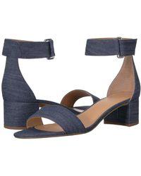 Franco Sarto - Rosalina (denim) Women's Shoes - Lyst