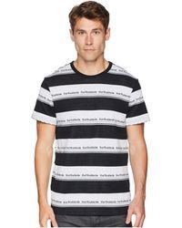Huf - Worldwide Stripe Short Sleeve Knit - Lyst