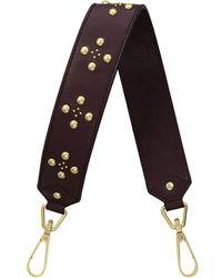 Vera Bradley - Carson Embellished Leather Strap - Lyst