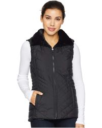 The North Face - Mossbud Insulated Reversible Vest - Lyst